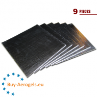 AEROGEL-AL 10mm vapour barrier | 4.67 M2